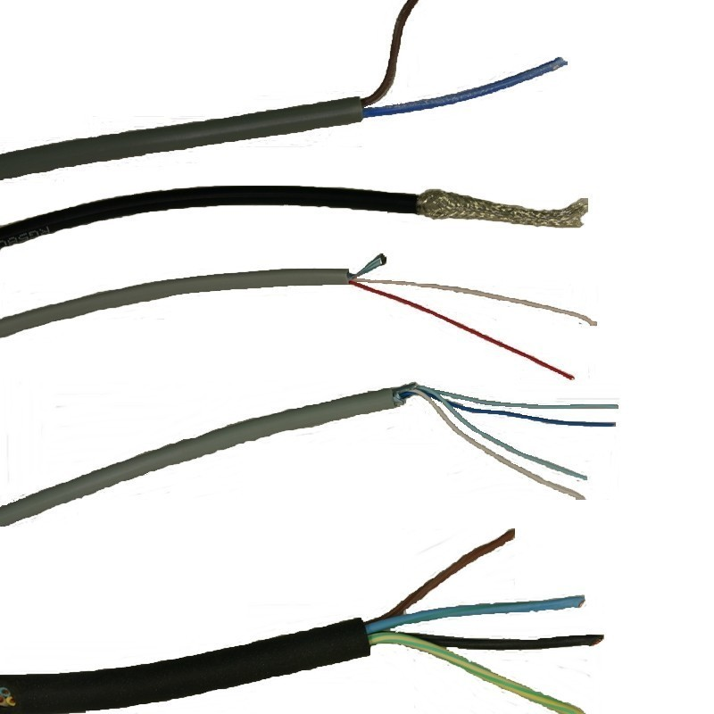 Kit câble vérin 230V