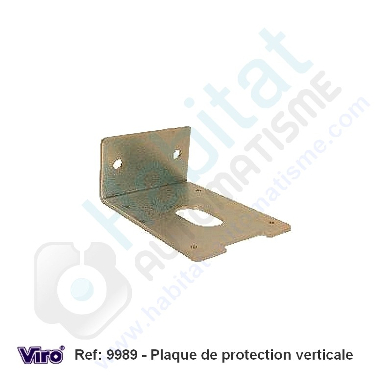 Plaque de protection Verticale pour Viro V06