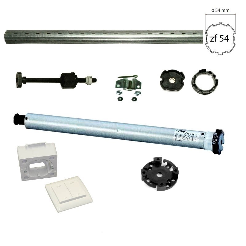 Kit motorisation volet roulant traditionnel Faac 300cm