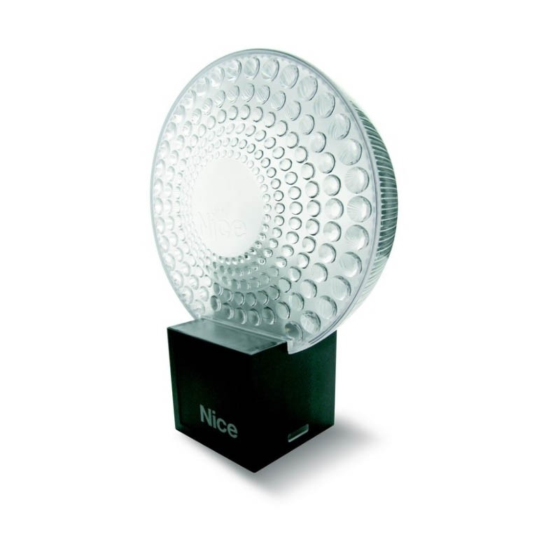 Lampe clignotante portail 12 Volts Nice MLBT