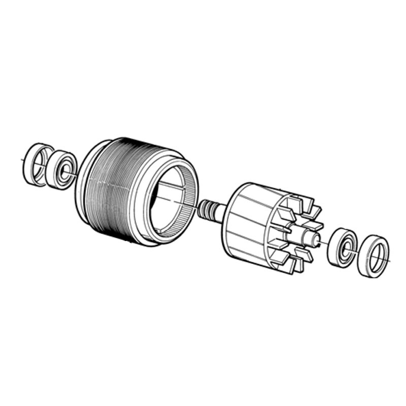 Groupe Rotor - Stator NICE HYPPO