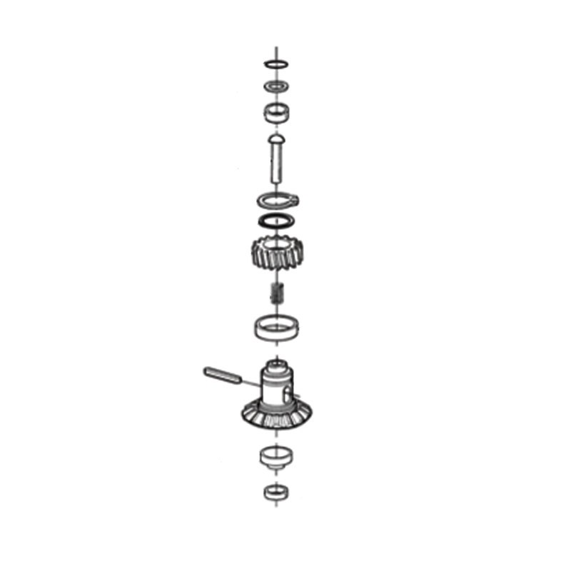NICE WINGO 4024 et 5024 Groupe réducteur