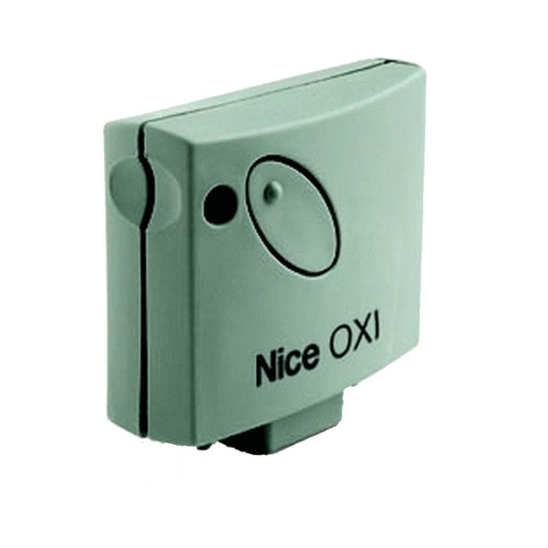 Récepteur radio embrochable Nice OXI