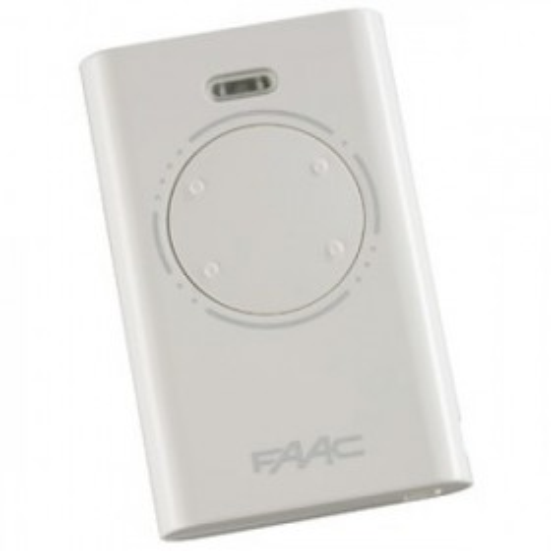 Faac XT4 433 SLH Télécommande 4 canaux