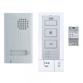 Aiphone DBS1AP - Kit interphone mains libres