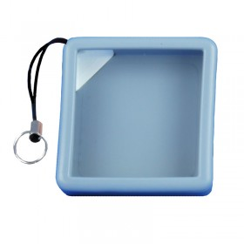 Nice GO Ice Blue Support caoutchouc porte-clés