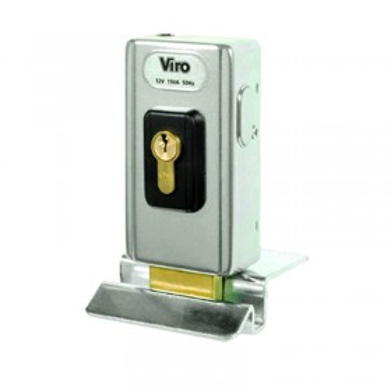 VIRO V06 -12Vcc Serrure électrique universelle