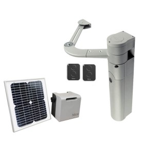 Nice WalkyKit 1024 Solemyo automatisme portillon Energie solaire