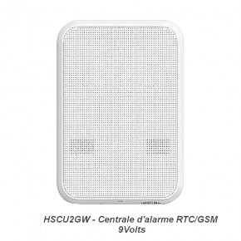 Centre d'alarme sans fil Nice HSCU2GW