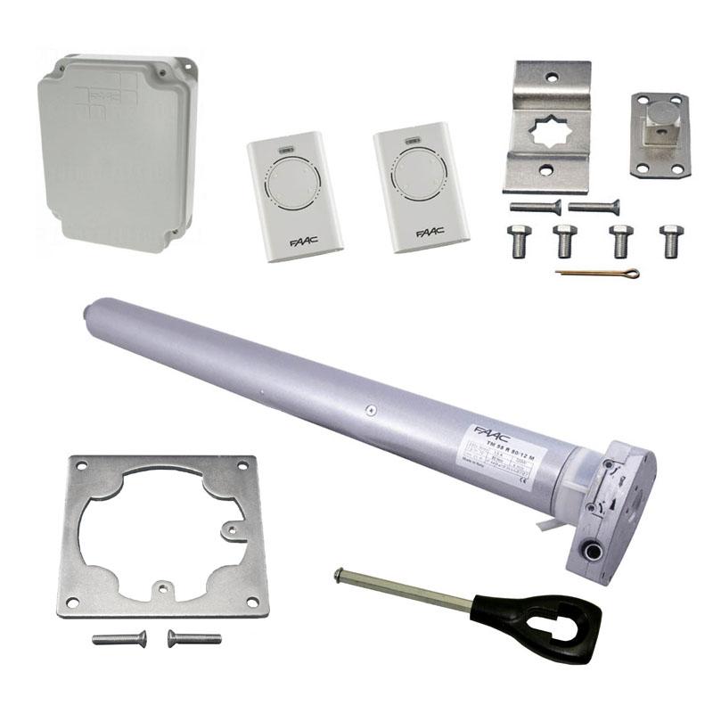Porte garage guide d 39 achat - Kit motorisation porte de garage sectionnelle ...
